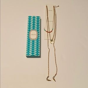 Stella and Dot Grandi Layered Necklace